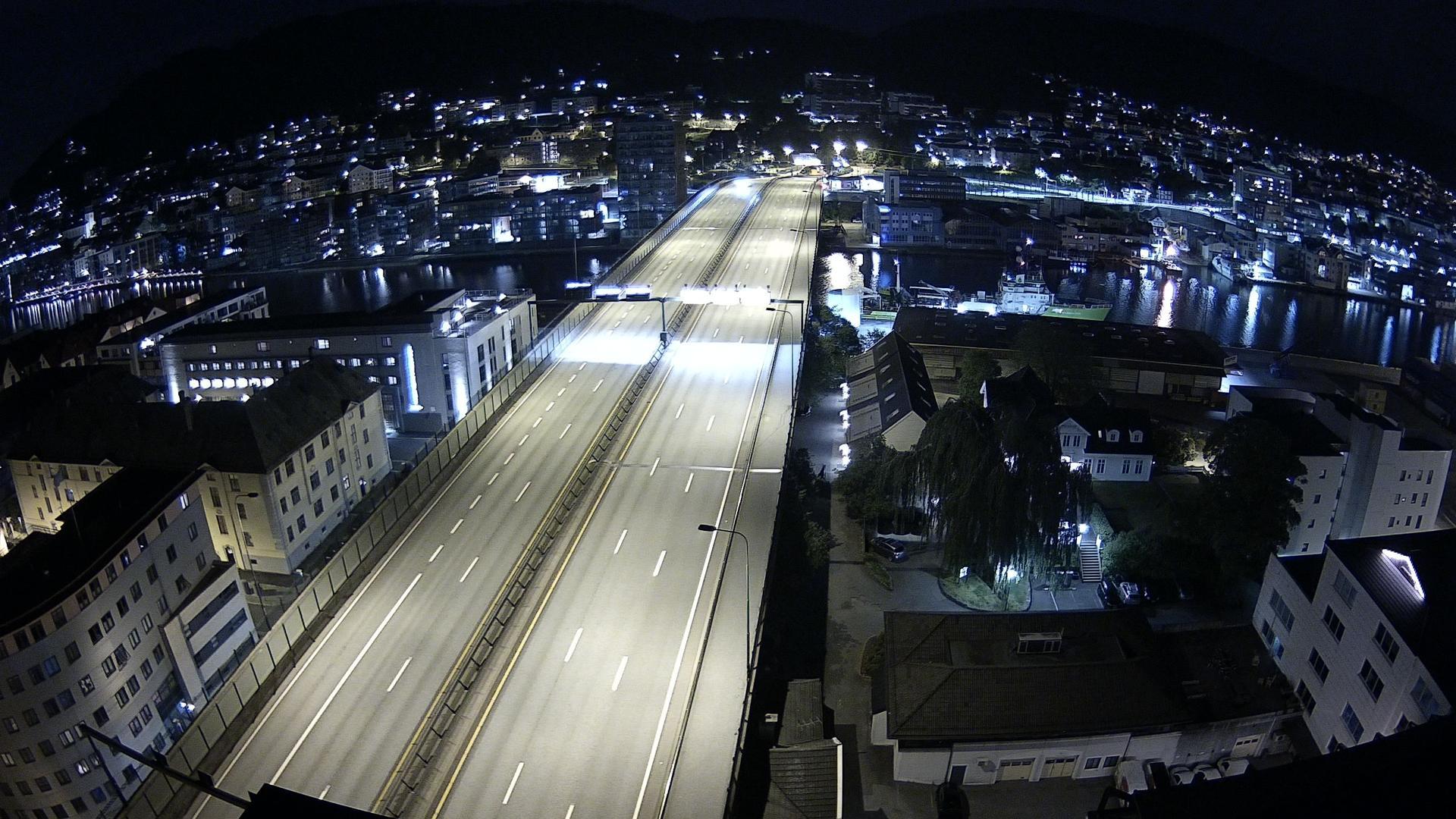 Webcam Bergen: Puddefjordsbroen