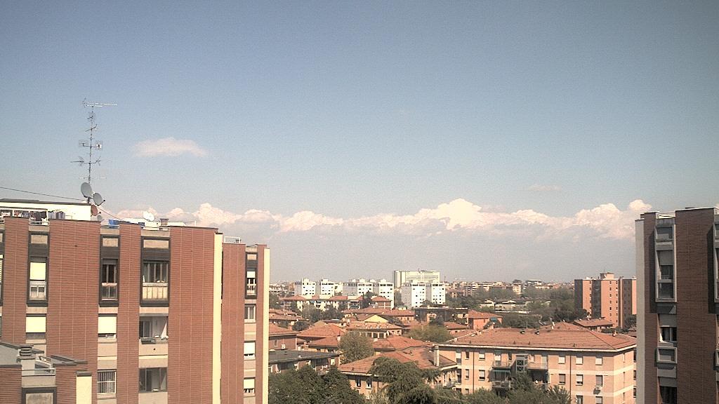 Webcam Bologna › West: Ospedale Maggiore Carlo Alberto Pi