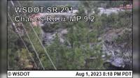 Spokane > North: SR  at MP .: Charles Road () - Current