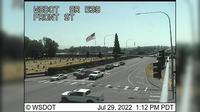 Lynden: SR  at MP .: Front St - Day time