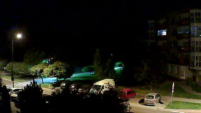 Webcam Ełk › North: Rzeczpospolita − osiedle Konieczki