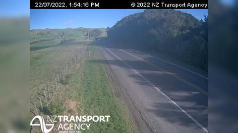 Webcam Kaimai › West: SH29 Eastern Summit, Waikato