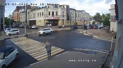Webcam Zvenigorod › North-East