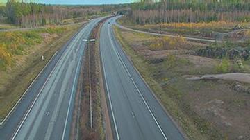 Webkamera Loviisa: Tie 7 − Markkinamäki 2