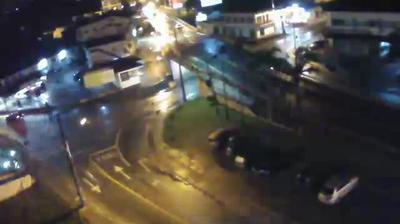 Webkamera Gaspar: Viaduto da Avenida