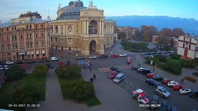 Webcam Odesa: Opera