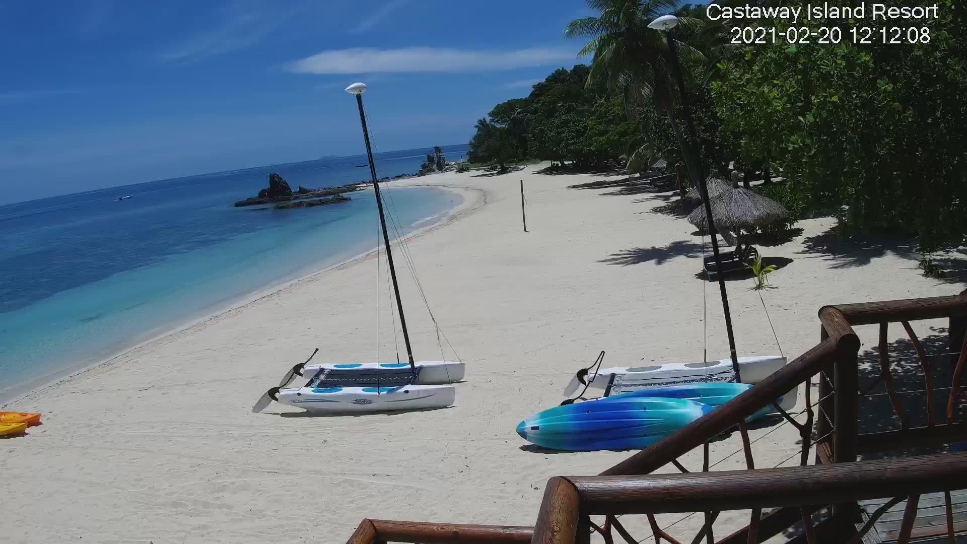webcam Fiji