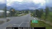 Chilliwack > North: , Hwy  at Prest Rd - looking north - Recent