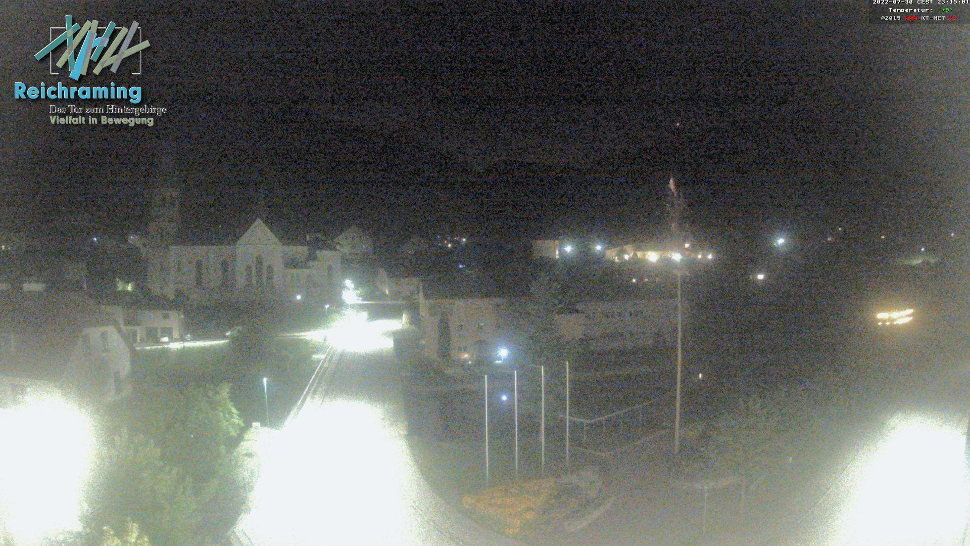 Webcam Reichraming › North-West: Schieferstein − Reichram