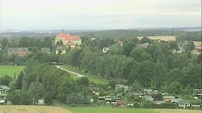 Thumbnail of Hartmannsdorf webcam at 4:45, Oct 17