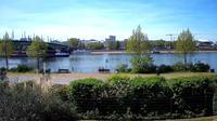 Stadtbezirk Bonn: Livespotting - Bonn, Kennedybrücke - Day time