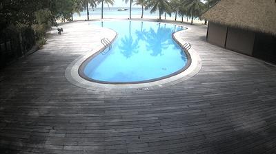 Daylight webcam view from Naifaru