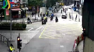 Daylight webcam view from Macau: Rampa dos Cavaleiros Rua de Francisco Xavier Pereira