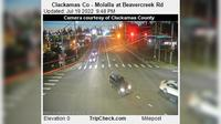 Mount Pleasant: Clackamas Co - Molalla at Beavercreek Rd - Aktuell