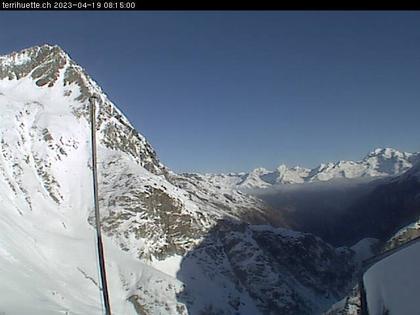 Sumvitg › Norden: Terrihütte SAC - Greina - Ustria Val Sumvitg - Vorderrhein - Greinaebene