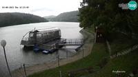 Fuzine: Tourist Boat on Bajer Lake - Dagtid