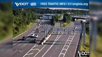Tysons: I- - MM - Median - I- between Dulles Toll Road and VA- - El día