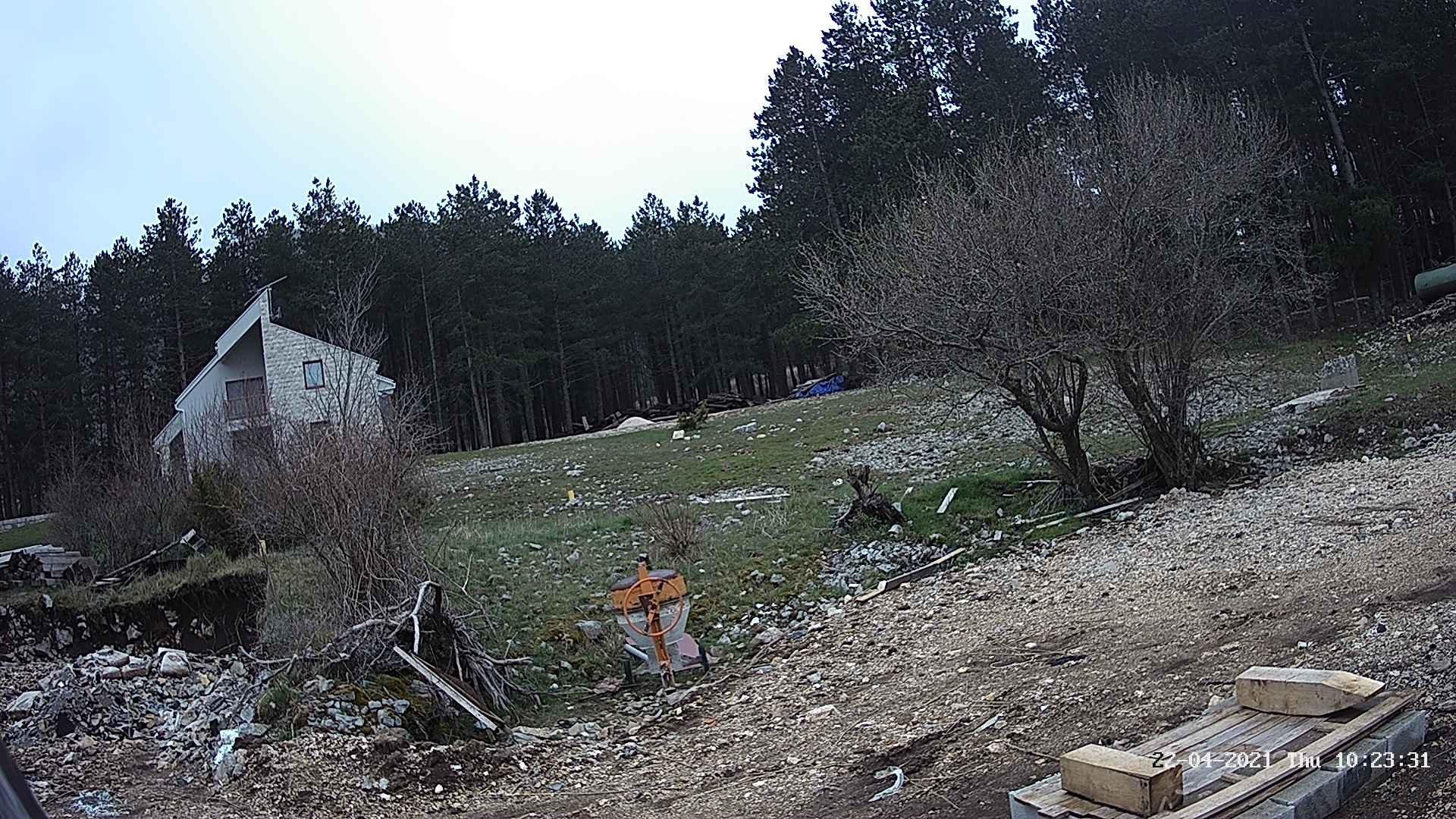 Веб камера Черногория сейчас