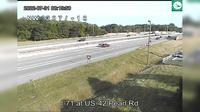 Middleburg Heights: I- at US-/Pearl Rd - Overdag