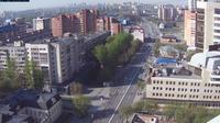 Tyumen: Сквер им. С.Пацко - Current