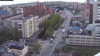 Tyumen: Сквер им. С.Пацко - Day time