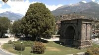 Arvier: Aosta Arco - Current