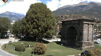 Arvier: Aosta Arco - Day time