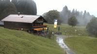 Oberstdorf: Berggasthof Hochleite - Overdag