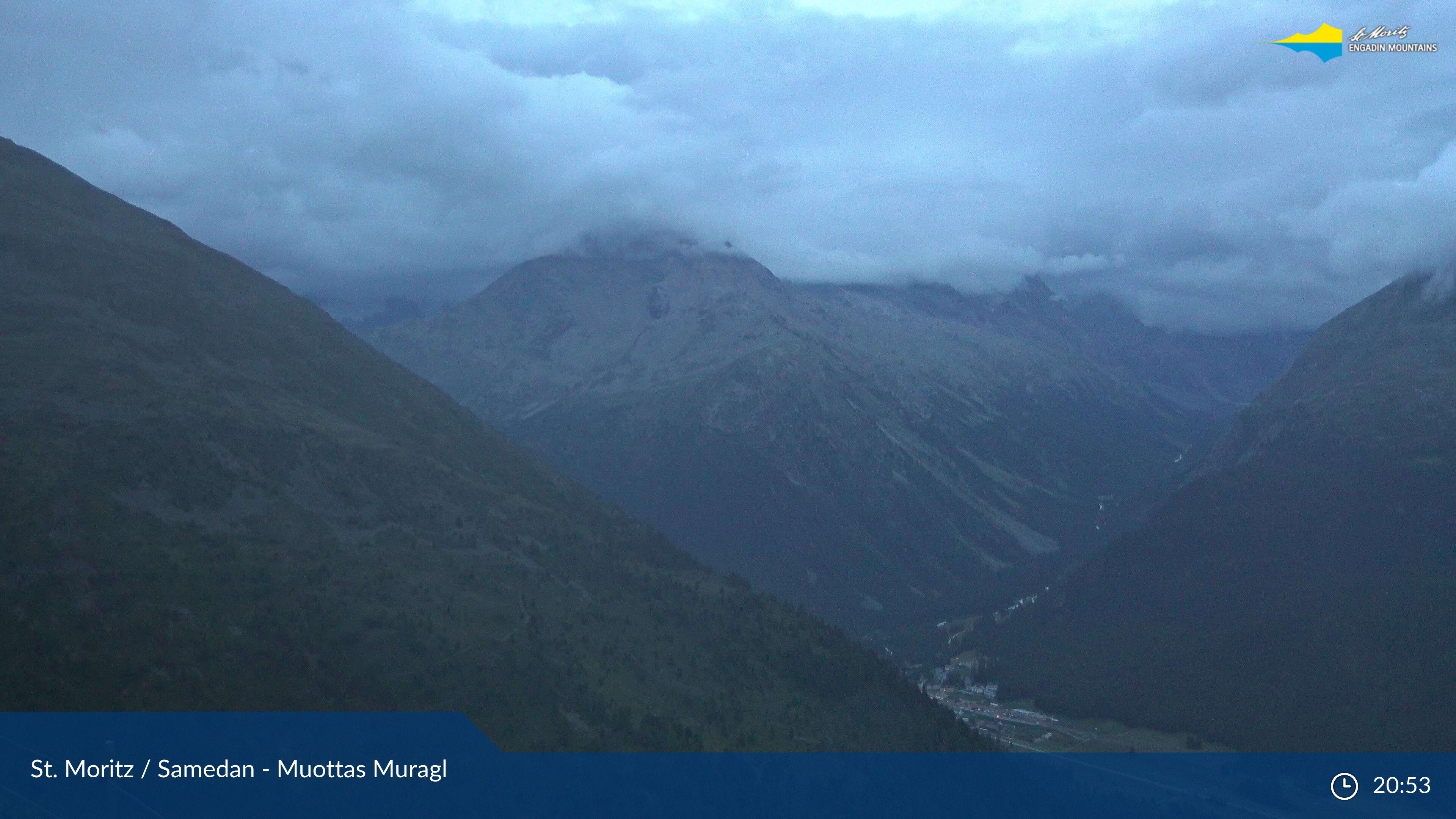 Sankt Moritz: Muottas Muragl