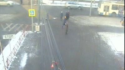 Webkamera Yaroslavl: пл. Карла Маркса. Вид в сторону ул.Побе