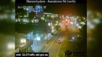 Maroochydore: Aerodrome Road - adjacant to Caltex Service Station (looking north) - Actuales