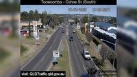 Toowoomba: Range - Top (South to Cohoe Street) - Jour