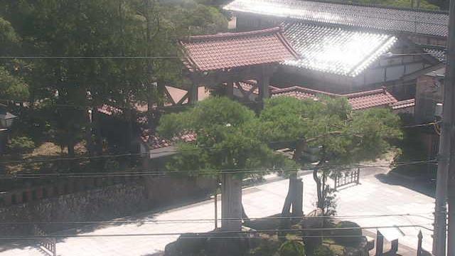 Webcam 門前町広岡: 輪島市門前町