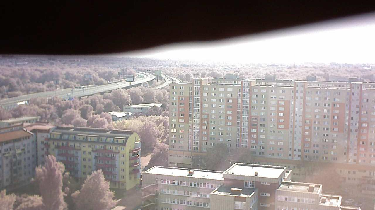 Webkamera Petržalka: Pristavny most