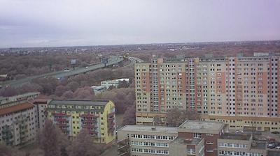 Vista de cámara web de luz diurna desde Petržalka: Pristavny most