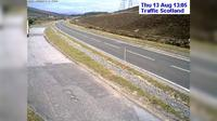 Dalwhinnie: A Drumochter north view live traffic weather camera - Dagtid