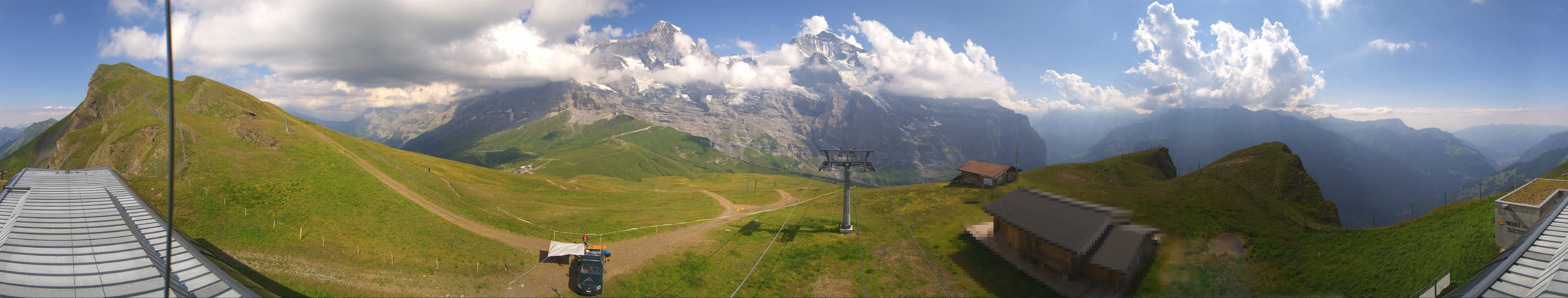 Grindelwald: Jungfraubahnen - Lauberhorn