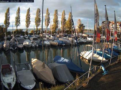 Staad SG: Bootshafen Hörnlibuck