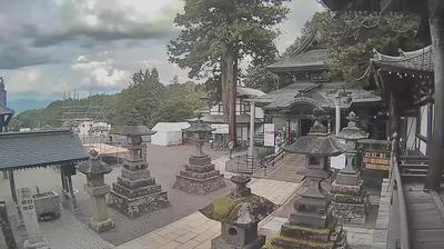Vue actuelle ou dernière à partir de Chiyoda: Kitamuki Kannon