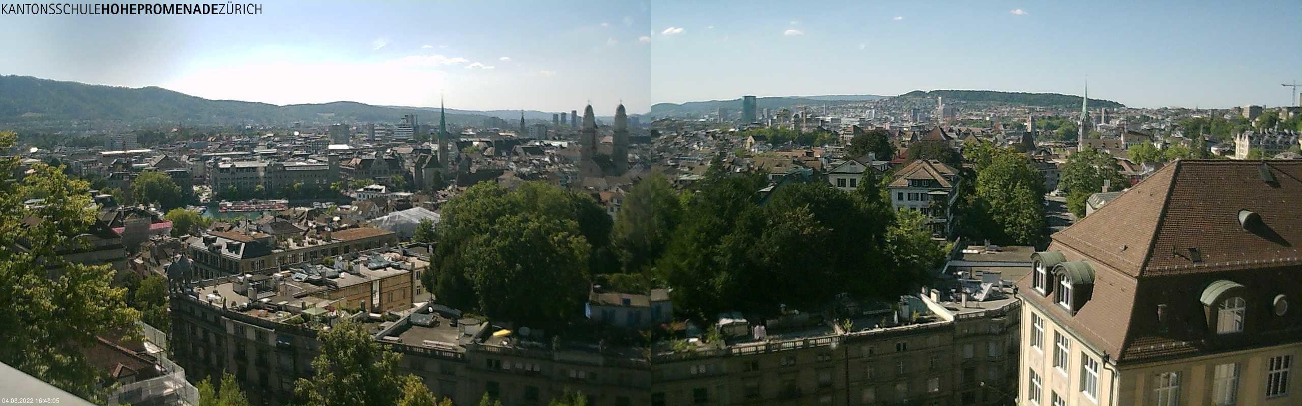 Zürich: Panorama