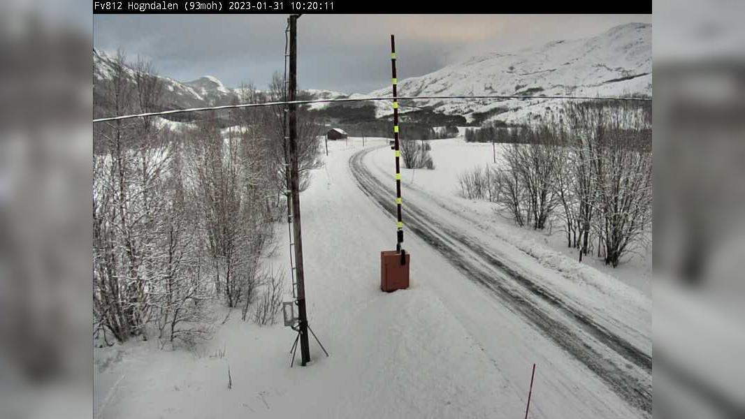 Webcam Hogndalen: F812 − 93 moh