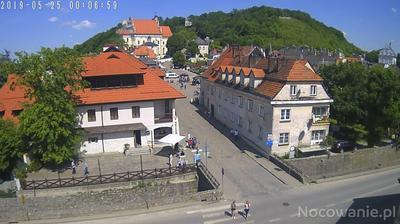 Webcam Kazimierz Dolny: Rzeczpospolita − kazimierzdolny.n