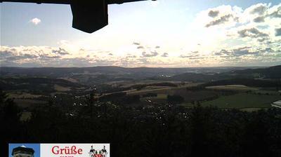 Thumbnail of Annaberg-Buchholz webcam at 1:08, Apr 14