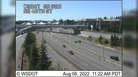 Bellevue: SR  at MP .: NE th St - Actuales