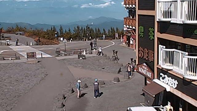 Webcam Mount Fuji