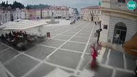 Piran: Webcam - Tartini square from