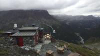 Chiareggio > North-East: Rifugio Del Grande Camerini - Recent