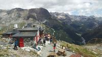 Chiareggio > North-East: Rifugio Del Grande Camerini - Overdag