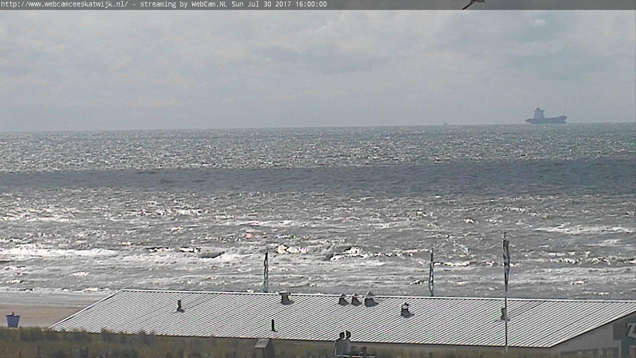 Webkamera Katwijk Aan Zee: Zuid