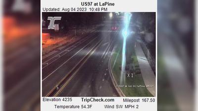 Vignette de La Pine webcam à 9:03, janv. 24
